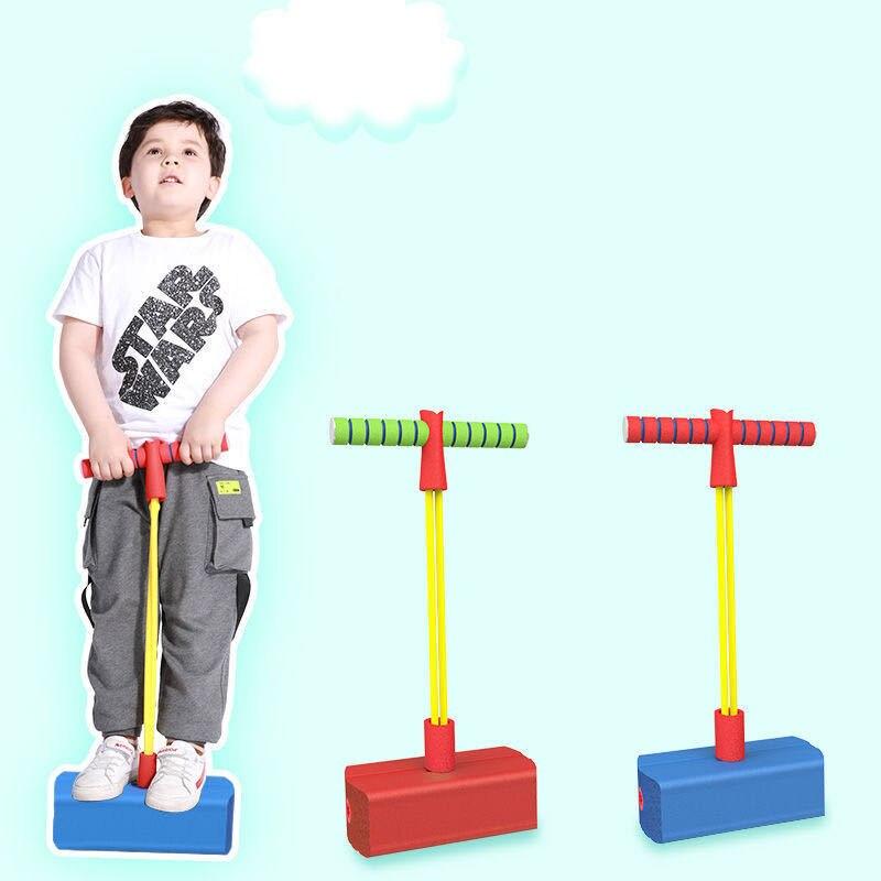 Pogo vara salto sapatos crianças sapo bouncer saltos palafitas salto pólo meninos meninas esportes equipamentos de fitness crianças brinquedos