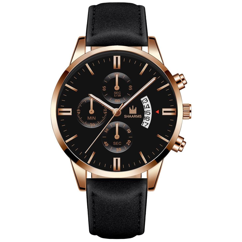 Luxury Men's Watches Quartz Wristwatch Classic Casual Simple Business reloj hombre Watch Men Business relogio masculino