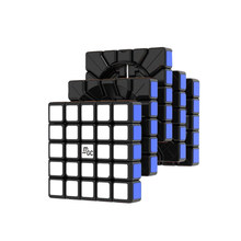 Mais novo yj mgc 5 m cubo 5x5x5 magico magnético cubo yongjun mgc 5 ímãs 5x5 velocidade quebra-cabeça magico cubo brinquedos educativos