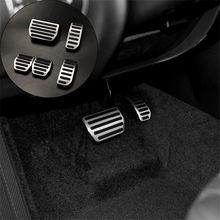Auto zubehör Kraftstoff Bremspedal Für Volvo S60 S60L V60 XC60 XC70 S80 S90 V90 XC90 XC40 S40 V40 C30 c70 LYNK & CO GEELY BOYUE