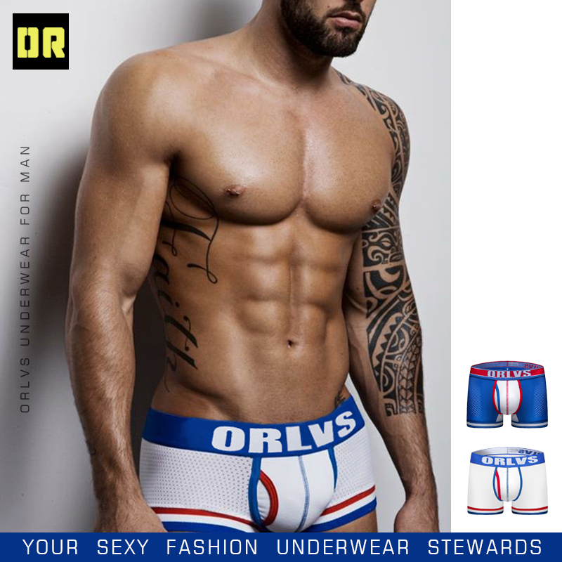 Men Underwear Boxers Cucea Masculina Quick Dry Breathable Quick Dry Comfortable Underpants Boxers Shorts Men Calzoncillo Shorts