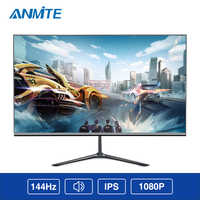 Anmite 24 Zoll IPS 144HZ FHD 1920*1080 Dünne Ps4 LCD Computer Spiel Monitor Sportler Huhn Ips Bildschirm