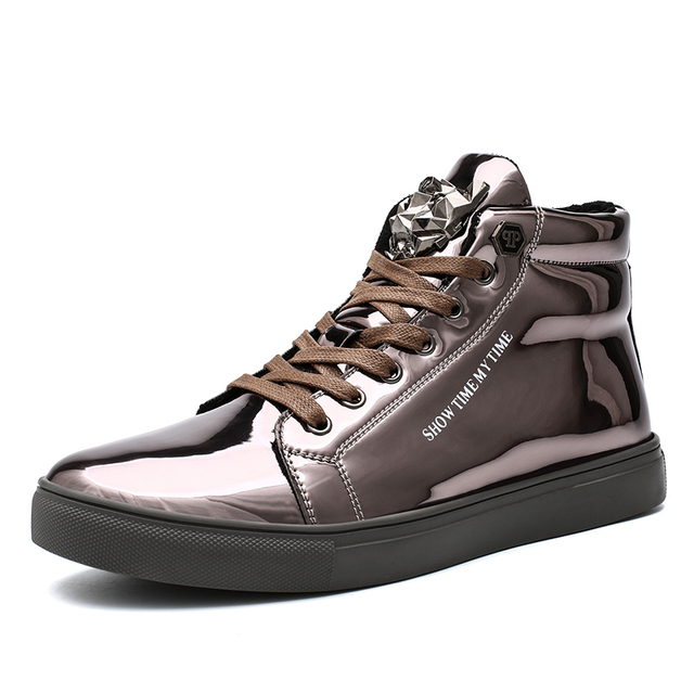 Hip Hop Fashion Ankle Sneakers 4