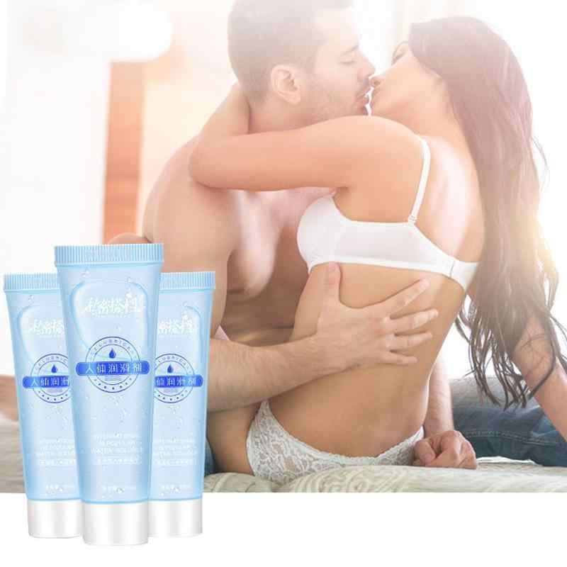 1Pcs 25 Ml Seks Pelumas Berbasis Air Pelumas Pereda Nyeri Anti Nyeri Anal Minyak Seks untuk Pasangan Anal vagina Gel Minyak Intim Barang