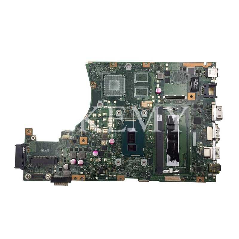 Akemy X455LA Laptop Moederbord Voor Asus X455LAB X455LJ X455LD X455LF X455LB Moederbord 100% Test Ok I3-4030 Cpu 4 Gb Ram