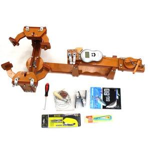 Тип Лебедки персональный DIY бадминтон ракетки нанизывая машина потянув резьбы машина проволочные носилки более 60 фунтов