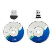цена на USB Bluetooth 5.0 Adapter Transmitter Bluetooth Receiver Bluetooth Dongle Wireless USB Adapter for Computer PC Laptop