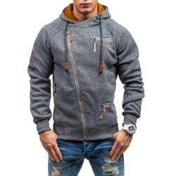 Covrlge Hoodies Men Autumn Casual