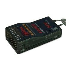 Récepteurs 2.4G 6 canaux R6008HV 8CH-13CH R7008HV, compatibles avec récepteur FASST FUTABA pour 6EX 7C TM-7 TM-8 T8FG TM-10 T10CG
