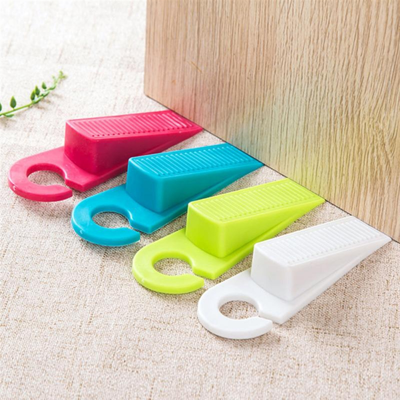 1Pcs Door Stop Stopper Guard Baby Safety Protector  Convenient Mouse Design Protector Non-Slip Door Buffers For Kids Available