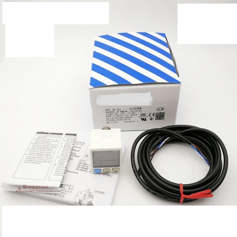 Pneumatic Vacuum Pressure Sensor DP-101 DP-102 DP-101A 102A DP-101-E-P...