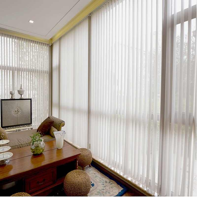 Blackout Vertical Blinds Blockout Sheer Shades For Sliding Glass Or Patio Doors Window Vertical Fabric Curtain Custom Made Model Curtain Pattern Sheer Vertical Blindsblind Curtain Aliexpress