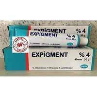 Expigment 30g 1oz Hydroquinone 4 % Cream For Skin Bleaching Skin Lightening Skin Melasma