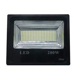200 Вт прожектор на солнечных батареях двойной цвет солнечной энергии светодиодный прожектор садовый путь уличный прожектор IP66 водонепрони...