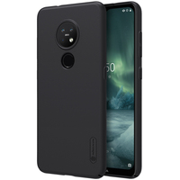 300pcs For Nokia 7.2 Case Original NILLKIN Super Frosted Shield Back Cover With Gift Phone Stand Holder