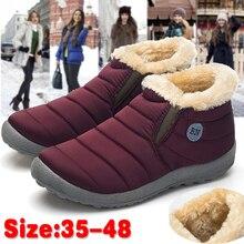 Women Boots Winter Shoes For Women Ankle Boots Waterproof Un