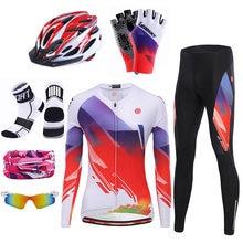 Pro team шоссейные велосипеды костюмы для женщин Велосипедный