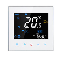 Central Air Conditioning Temperature Controller LCD Large Screen For BAC 3000 ALN Large Screen LCD Display