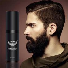 Balm Beard Growth-Care Serum 1pc 15ml Liquid Activator Organic Y5O9 Men's 100%Serum/30ml