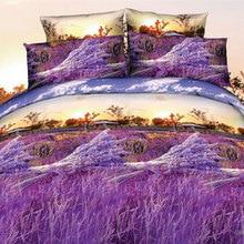 3D Bedding Set luxury Flower Print Family Include Duvet Cover Comforter 2 Pillowcases for Women Girls Room Bed New 2019
