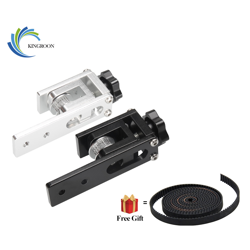 KingRoon 2020 Synchronous Timing Belt Tightener DIY Straighten Tensioner V Slot 3D Printer Parts for Creality Ender CR10 CR10S image