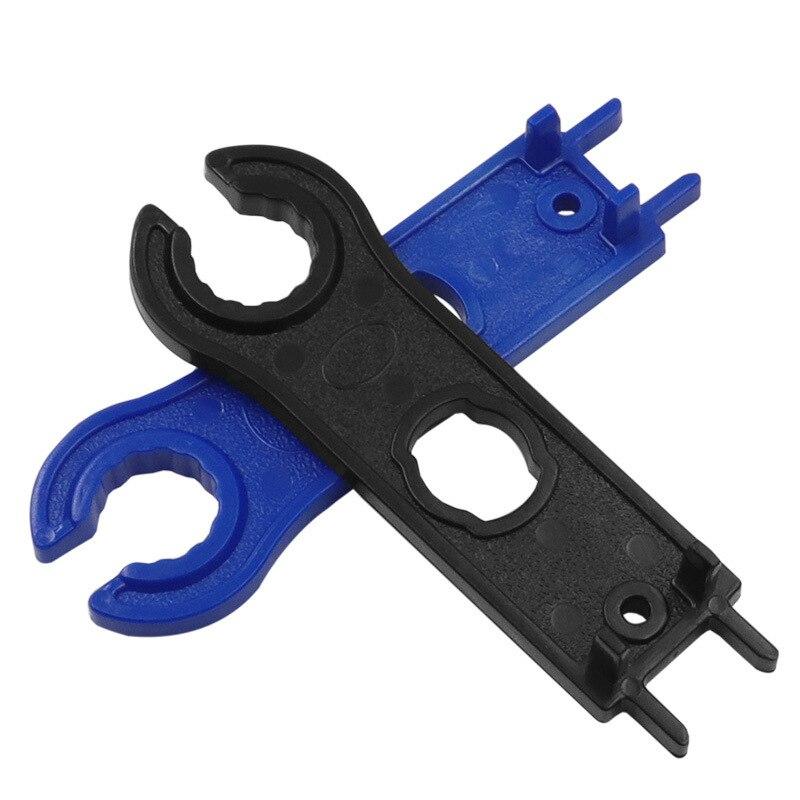 1 pieza de plástico ABS MC4 llave Solar conector llave Conector de Panel Solar herramienta de desconexión herramientas de mano