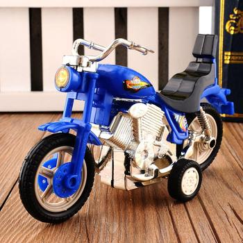 Maisto 1:18 Motorcycle Model Toy Plastic Racing Car Mountain Motorbike Motocross Toys For Children Collection image