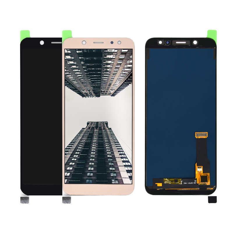 """5.6 """"Màn Hình LCD Màn Hình Dành Cho Samsung Galaxy Samsung Galaxy A6 2018 A600 SM-A600F A600FN Cao Chất Lượng Màn Hình Hiển Thị LCD Với Bộ Số Hóa Màn Hình Cảm Ứng lắp Ráp"""