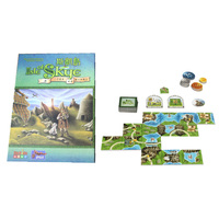 Isle of Skye Board Game 2 5 Players Family/Party Best Gift for Children Strategy Operating Game