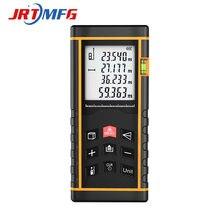 Jrtmfg лазерный дальномер 40 ~ 100 м Батарея питание домашний