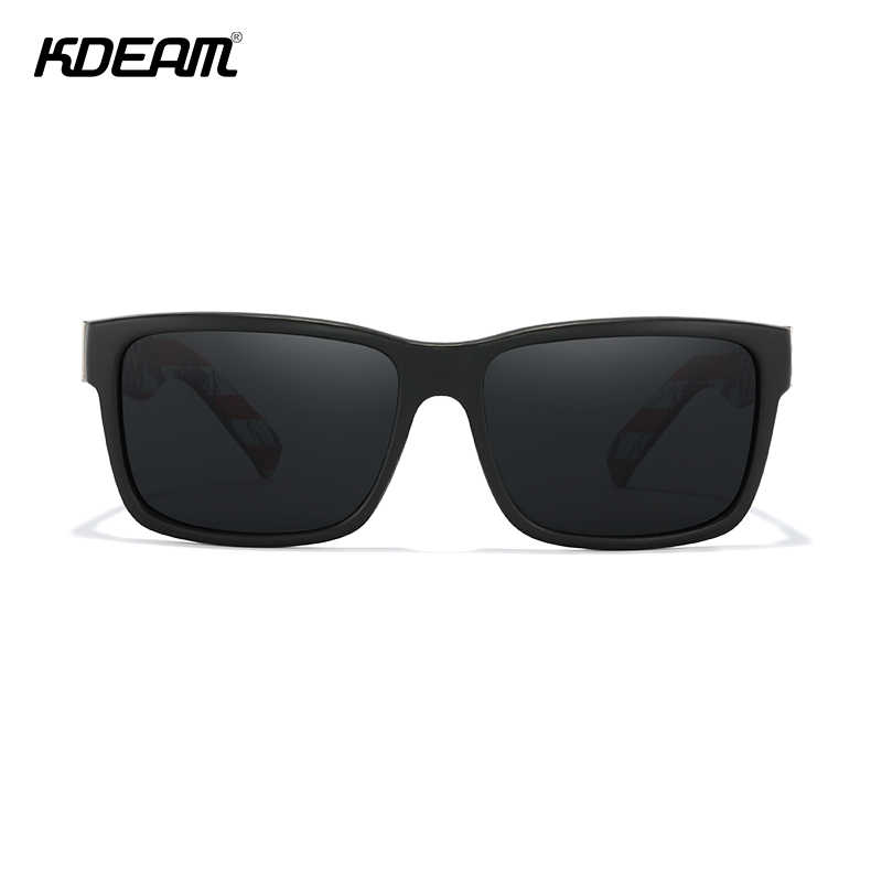 Kdeam Scioccante Colore 2020 Piazza Degli Uomini di Sport Occhiali da Sole Polarizzati Occhiali da Sole Elmore Occhiali di Moda per La Signora KD505