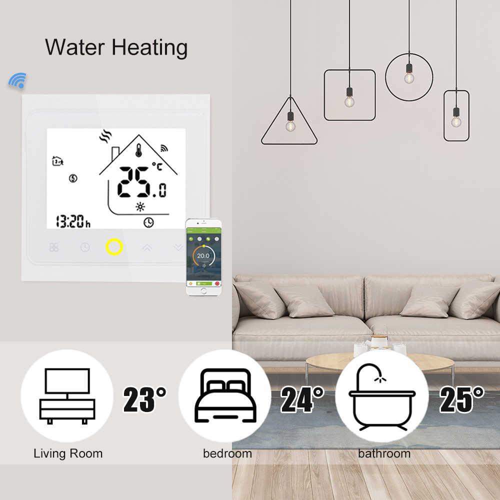 Thermostat Wifi/Modbus 16A Bewässerung Heizung Thermostat Flüssigkeit Seife  Dispenser Winter BHT-16/BHT-16 Zimmer Temperatur Controller
