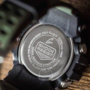 Image 4 - Zegarek Casio G SHOCK zegarek mężczyźni top luksusowy zestaw wojskowy LED relogio zegarek cyfrowy sport 200m wodoodporny zegarek kwarcowy mężczyzna zegarek masculino