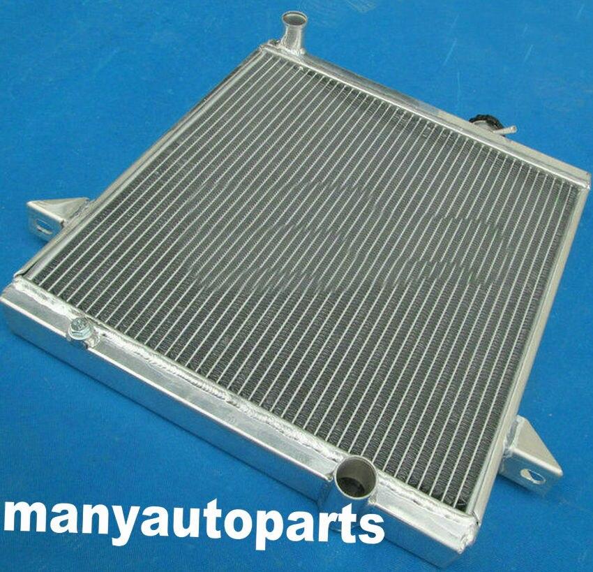 TR250 1967 1968 Aluminum radiator for Triumph TR6 1969-1974