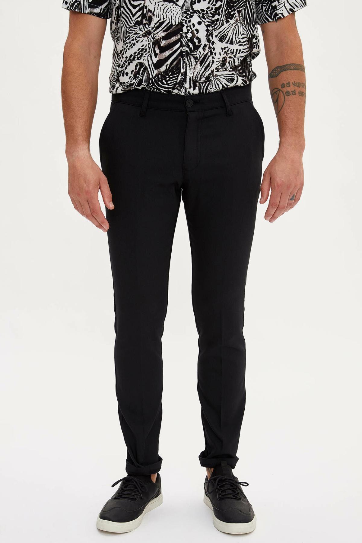 DeFacto Man Trousers-L1560AZ19SM