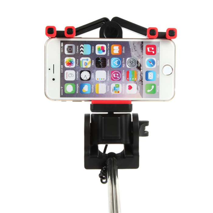 Universal inteligente 360 girando bluetooth rc selfie