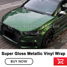 Highest quality sonoma green vinyl wrapping film car wrapping paper wrap vinyl 1:1 Original paint Bubble Free high end film