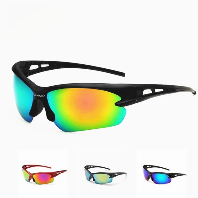 Ciclismo óculos de ciclismo das mulheres dos homens uv400 mtb óculos para bicicletas ciclismo ciclismo óculos de sol da bicicleta do esporte 1