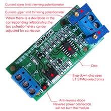 Signal-Converter-Module Current-Transmitter 0-10V 0-5V 0-24V 0-3.3V Voltage 0-20ma/4-20ma