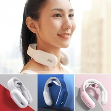 Cervical Vertebra Massager Low Frequency Magnetic Therapy Electric Pulse Neck Massager Heal