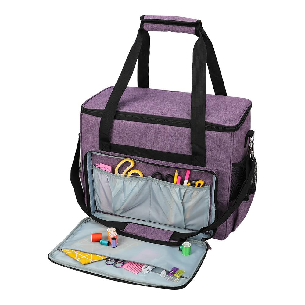 Новая водонепроницаемая сумка для швейной машины, Портативная сумка, большая вместительность, дорожная сумка для хранения, водонепроницае...