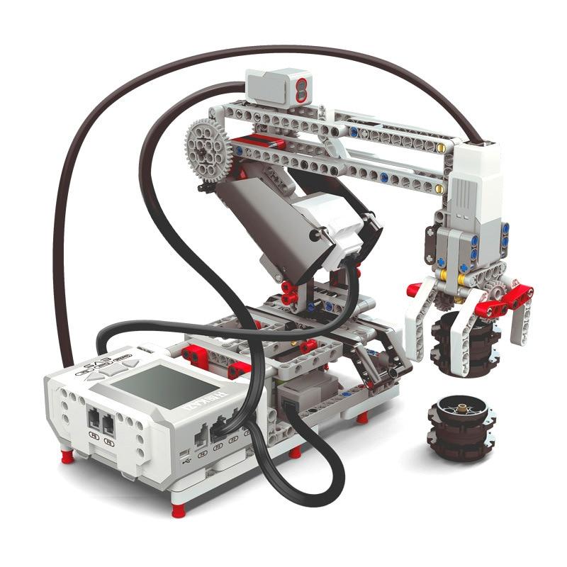 KAZI kleine partikel kinder wissenschaft bildung DAMPF maker bildung programmierung roboter bausteine - 4