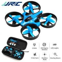 JJRC H36 RC Mini Drone Hubschrauber 4CH Spielzeug Quadcopter Drohne Headless 6 Achse Ein Schlüssel Rückkehr 360 grad Flip LED rc Spielzeug VS H56 H74