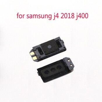 Phone Top Earpiece Ear Speaker For Samsung J4 J400F Galaxy J4 2018 J400 J400FN J400G Original Sound Receiver Flex Cable