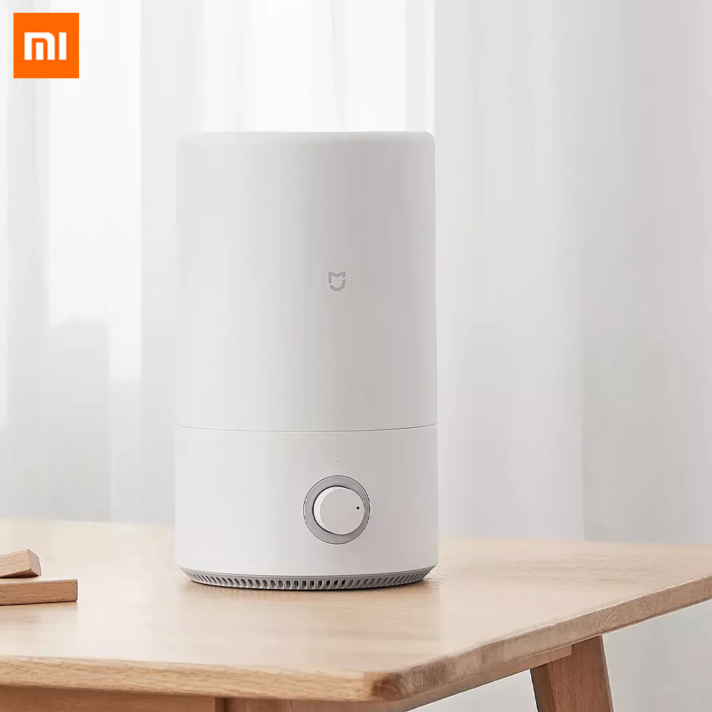 Xiaomi Mijia Air Humidifier Purifying 4L Large Capacity Mist Maker Adjustable Fog Diffuser Household Purifier For Office Home