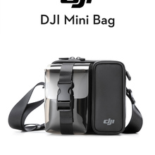 Action-Accessories Osmo Pocket Fashion Bag Cross-Body Shoulder Dji Mavic Mini for Black