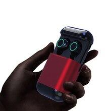 HiFi Sound Bluetooth Earbuds Wireless Earphones with Charging Case  5.0 Headphones True Sports TWS