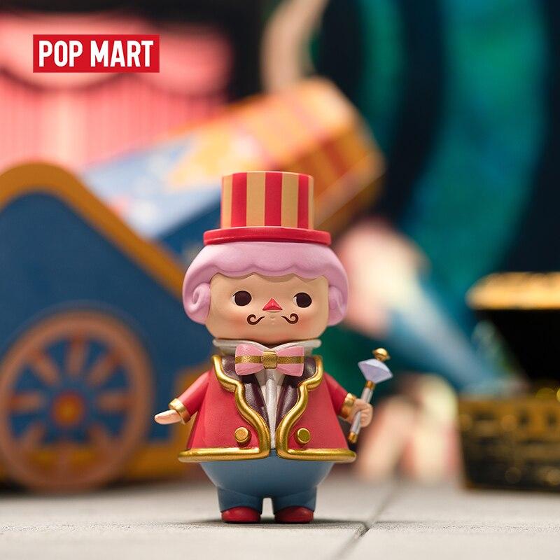 POP MART 1 Stück Kauf Pucky Circus Spielzeug figur Blind box geburtstag Geschenk kostenloser versand