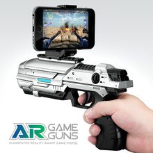 Txd-305 Somatosensory Shooting AR Game Gun Smartphone Bluetooth VR Gamepad AR Magic qiang wan ju(China)
