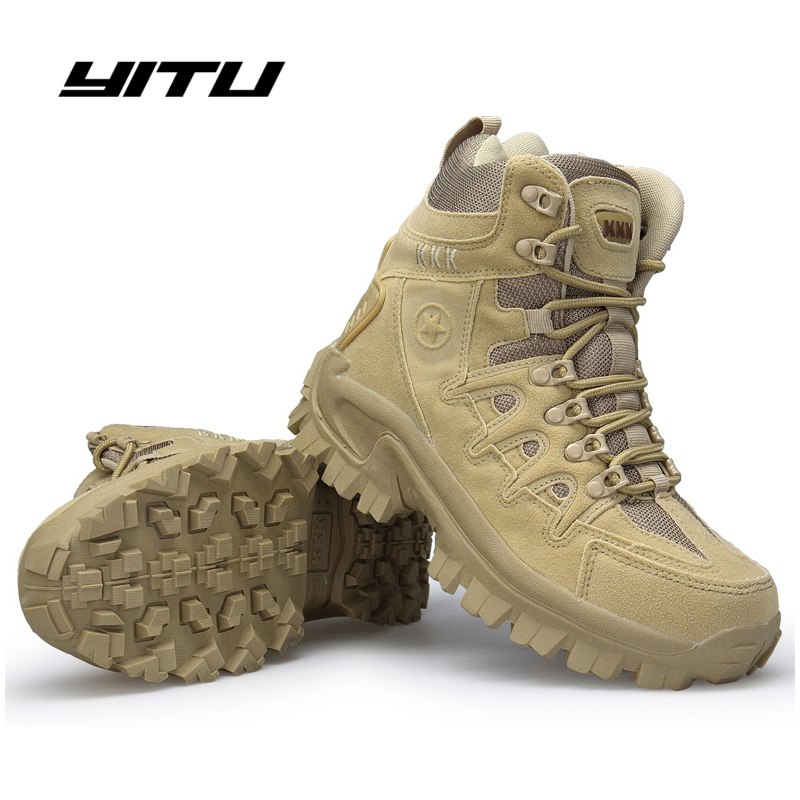 Outdoor-Shoes Snow-Boots Combat-Boats Desert Military Special-Force Tactical High-Quality title=
